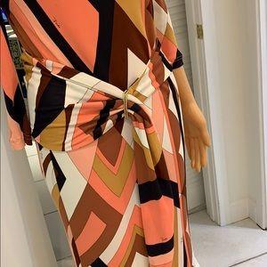 Emilio Pucci. Dresses - Authentic Emilio Pucci fabulous Blouse up dress.